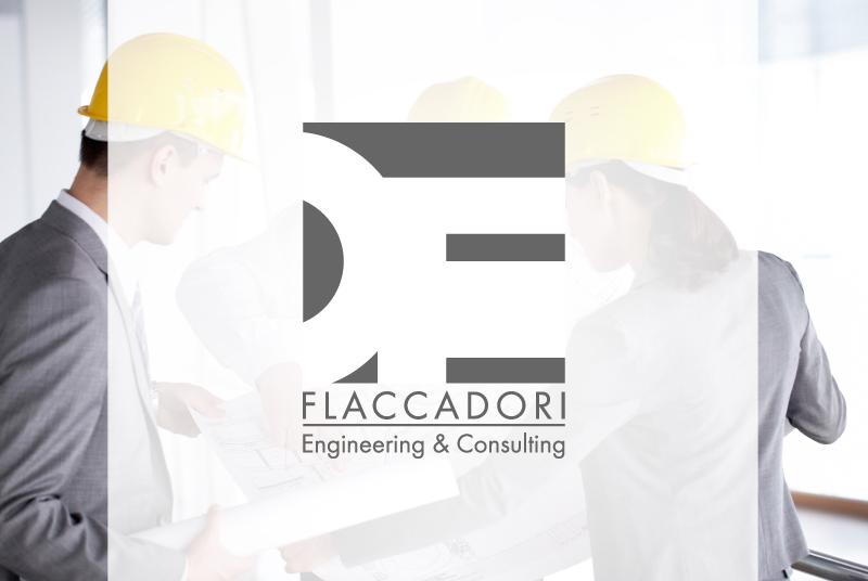 Creazione logo per Flaccadori Engineering & Consulting