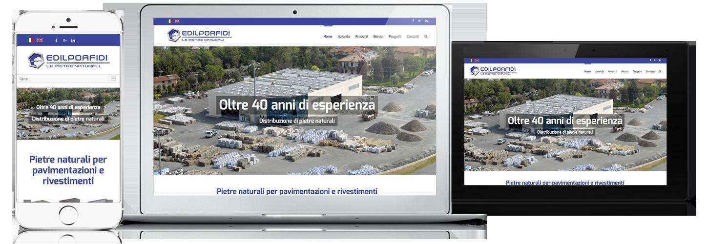 sito di presentazione